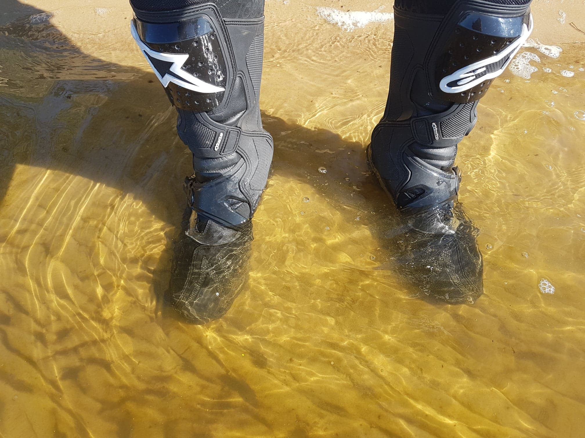 Jakie buty na turystyczne enduro? Alpinestars Toucan Gore
