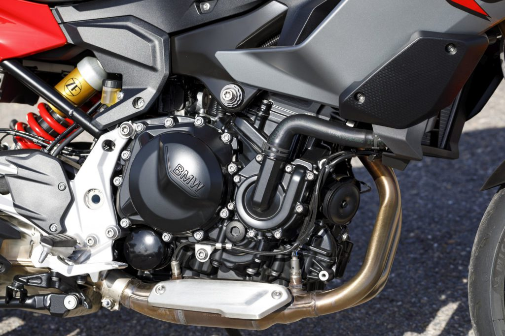 BMW F 900 XR 2020 - silnik