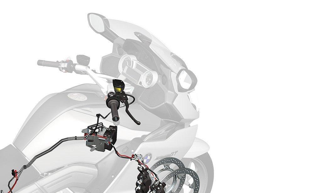 DBC BMW dynamic brake control