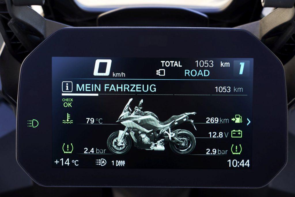 Komputer pokładowy BMW