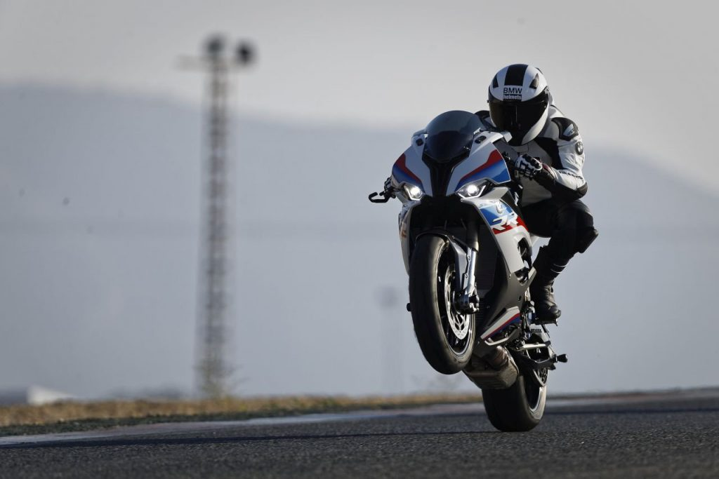 Wheelie Control S 1000 RR BMW