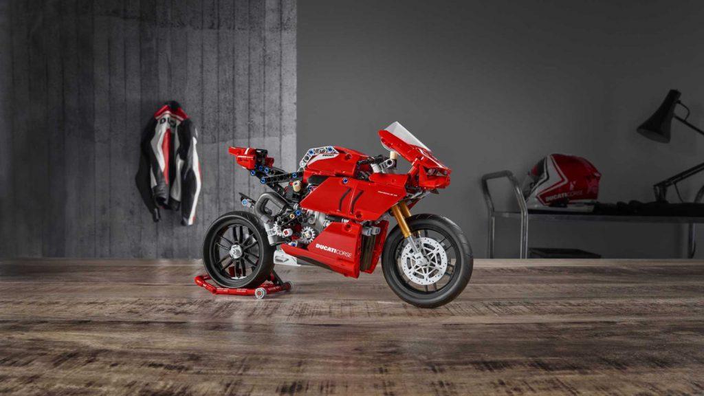 Lego 42107 Panigale V4 R Ducati