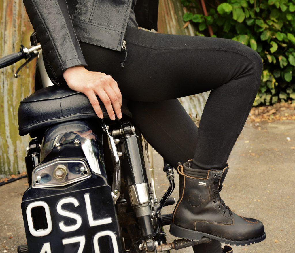Legginsy motocyklowe dla kobiet