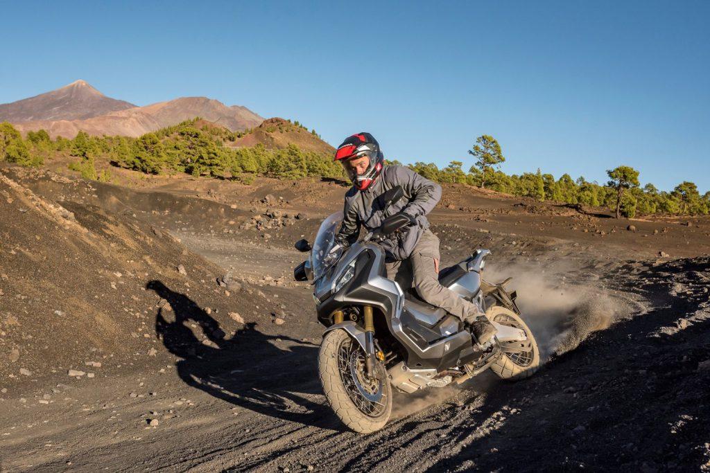 X-Adv Honda SUV motocyklowy