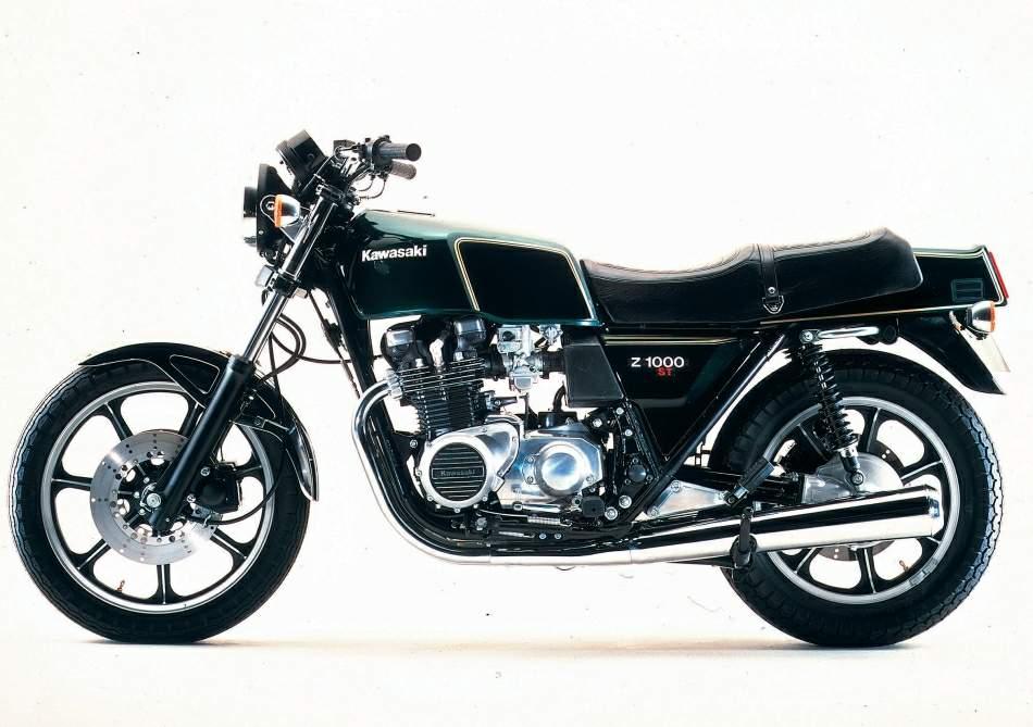 Kawasaki Z1000ST MK2...