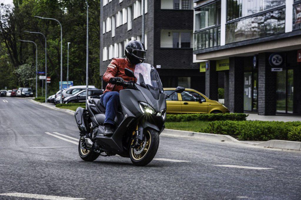 TMax Yamaha maxi skuter