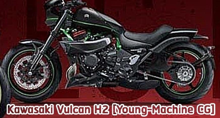 Kawasaki Vulcan H2